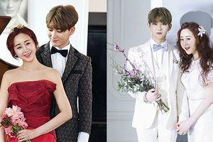 Ngắm nhan sắc mỹ nhân Hàn lấy chồng kém 18 tuổi