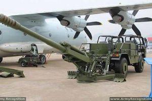 Cận cảnh 'cứu cánh' của lính dù Trung Quốc trên chiến trường