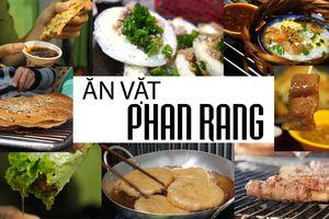 'Ngập mặt' món ăn vặt Phan Rang tại TP.HCM