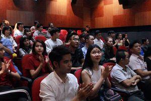 Trường đại học đầu tiên Việt Nam có rạp chiếu phim