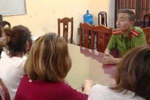 Khởi tố cặp đôi 9X điều hành đường dây bán dâm tại Thái Bình