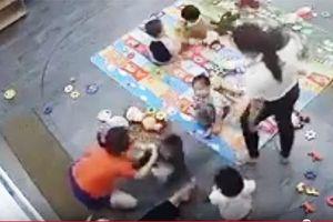 Cô giáo mầm non ABC Montessori Preschool đánh trẻ, gây xôn xao mạng xã hội