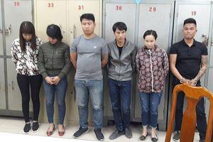 Tóm gọn nhóm thanh niên chuyên lừa đảo xin việc, chiếm đoạt tài sản