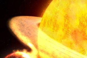 Tiết lộ thời điểm Trái đất bị Mặt trời 'nuốt chửng'