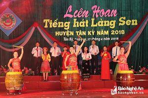 20 đoàn nghệ thuật quần chúng sẽ tham gia Lễ hội Làng Sen