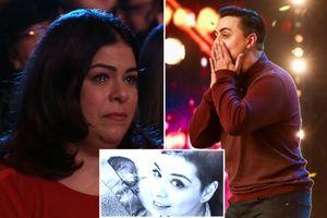 Bật khóc với màn ảo thuật đoán trước tương lai tại Britain's Got Talent