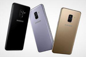Samsung: Bộ đôi Galaxy A6, A6 Plus thiết kế tuyệt đẹp với camera kép