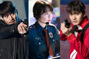 Thế chỗ Jang Hyuk, Lee Jin Wook 'cặp kè' cùng Lee Ha Na trong 'Voice 2'