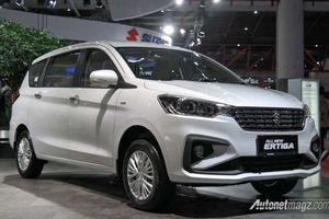 Hình ảnh chi tiết Suzuki Ertiga 2018 vừa ra mắt