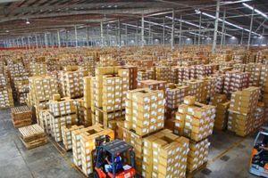 TBS Logistics Center: Khẳng định vị thế trung tâm logistics trọng điểm