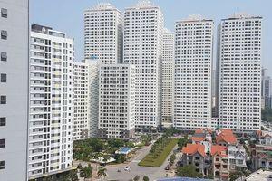 Không được xây chung cư ở khu vực trung tâm thành phố