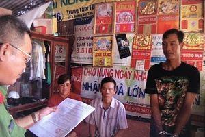 Bắt khẩn cấp nhóm cướp cưỡng đoạt tài sản của ngư dân
