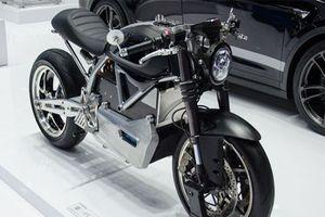 Chi tiết Ducati Scrambler chạy điện đầu tiên trên Thế giới