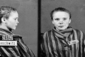 Loạt hình ám ảnh về tù nhân trong trại tử thần phát xít