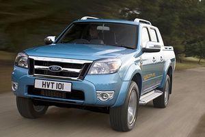 Ford triệu hồi xe bán tải Ranger vì lỗi túi khí