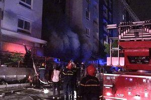 Vợ có được thay mặt chồng đòi đền bù thiệt hại do chung cư bị cháy hay không?
