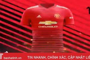 Mẫu áo đấu khác lạ của Man Utd mùa 2018/19