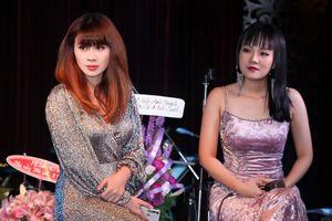 Lưu Thiên Hương: 'Nhạc của tôi bán giá rất cao hoặc sẽ cho không'