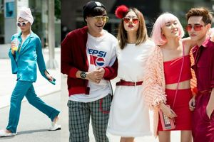 The Best Street Style ngày 4: Tín đồ thời trang nam diện đồ ngủ, quấn khăn tắm tự tin sải bước trên phố