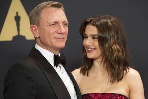 Ở tuổi 48, Rachel Weisz mang thai với 'Điệp viên 007' Daniel Craig