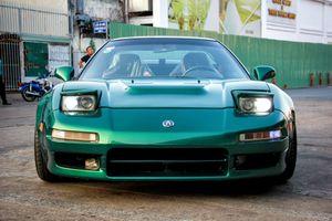 Huyền thoại Acura NSX đời 1991 'hàng hiếm' tại Việt Nam