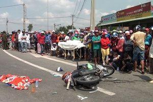 Tin tức tai nạn giao thông nóng nhất 24h: Tông xe tải đang đỗ, 4 học sinh tử vong tại chỗ