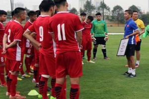 Kết quả - BXH U19 Việt Nam tại giải tứ hùng ở Hàn Quốc