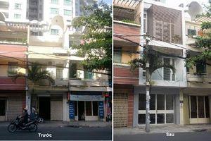 Nhà phố 3 tầng lột xác thần kỳ sau cải tạo