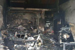 Vụ cháy khiến 3 mẹ con tử vong ở Nam Định: Có dấu hiệu phạm tội?