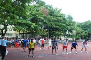 Cách xác định điểm trúng tuyển vào Trường ĐH thể dục thể thao TP. Hồ Chí Minh