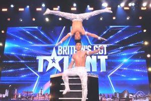 Anh em Giang Quốc Cơ - Giang Quốc Nghiệp mở màn ấn tượng tại Britain's Got Talent 2018