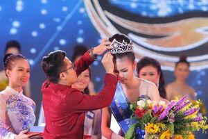 Người đẹp đăng quang Hoa hậu Biển Toàn cầu 2018 không nhớ hết tên 12 huyện đảo