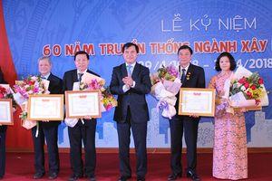 Bắc Ninh: Kỷ niệm 60 năm ngày truyền thống ngành Xây dựng