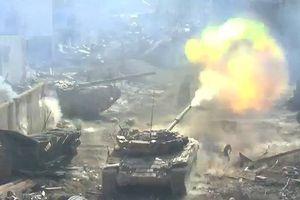 Nga dội bão lửa yểm trợ quân đội Syria kết liễu IS cố thủ ven Damascus