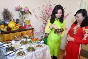 Ăn Tết Mông Cổ nhớ quê Việt Nam