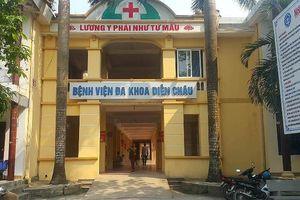 Người nhà bệnh nhân say rượu gây sự với bác sĩ khoa cấp cứu