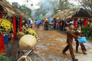 Đi 'Chợ Tết xưa' ở Phong Nha