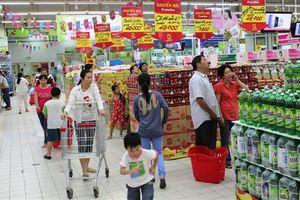Hơn 90% hàng Việt vào siêu thị BigC
