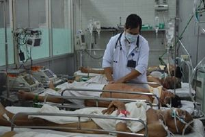Nhiều bệnh viện kê giường gấp 3 lần công suất nhưng không có bệnh nhân