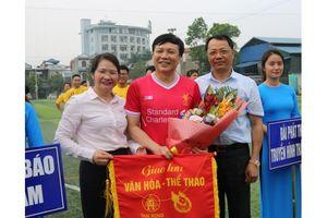 Công ty CPTM Thái Hưng đồng hành với báo chí vì mục tiêu phát triển bền vững