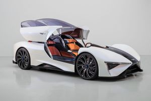 Siêu xe điện Trung Quốc mạnh 1.287 mã lực sắp ra mắt