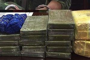Nghệ An: Thu giữ 35 bánh heroin, 8.000 viên ma túy
