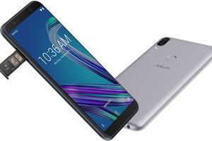 ASUS ZenFone Max Pro M1 chạy Android 8.1, pin 5.000 mAh