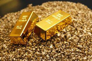 Giá vàng ngày 24/4 tiếp tục chìm sâu