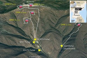 Địa điểm thử hạt nhân của Triều Tiên vẫn hoạt động tốt