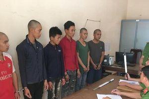 Đắk Lắk: Khởi tố 6 đối tượng chặn đường xe tải xin đểu