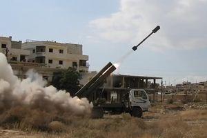 Tên lửa Syria gầm rít hủy diệt phiến quân IS tử thủ ven Damascus