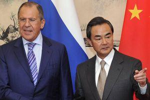 Ngoại trưởng Nga gọi lập trường của Tổng thống Pháp về Syria là 'thực dân'