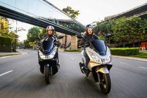 Điểm danh 4 ưu điểm của 'xe máy dành cho gia đình' Honda PCX 2018