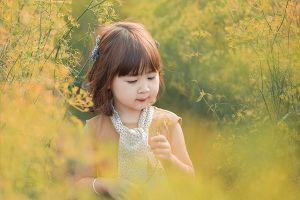 Ngắm loạt ảnh bé gái xinh khiến cộng đồng mạng 'say lòng'